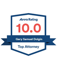 Logo for AVVO 10.0 Rating