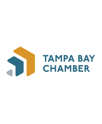 Logo for Tampa Bay Chamber