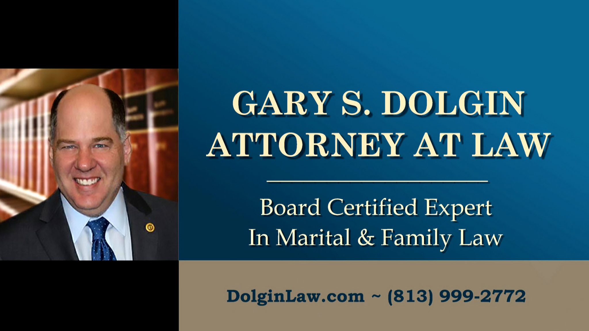 Family Lawyer Divorce Attorney Tampa Gary Dolgin