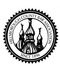 Logo for Hillsborough County Bar Association