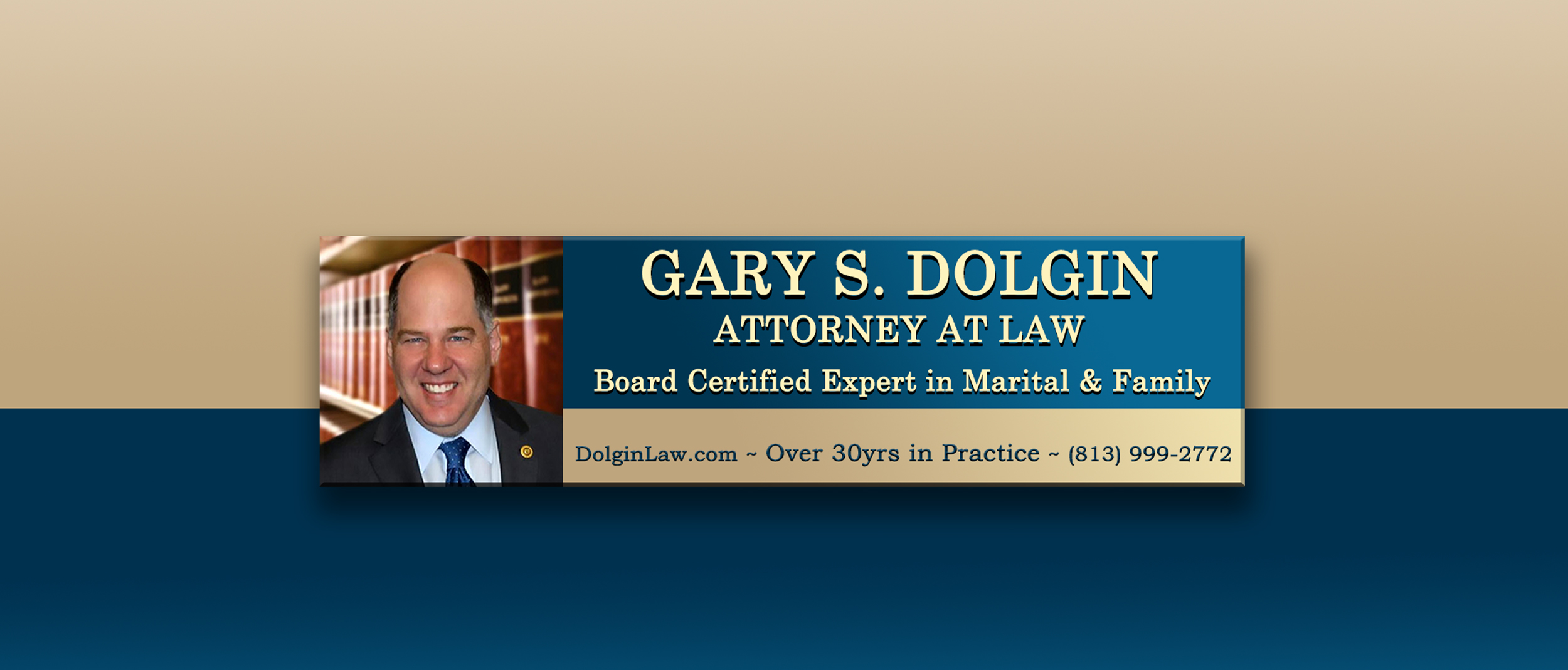 Best Divorce Attorney in Tampa Gary S Dolgin