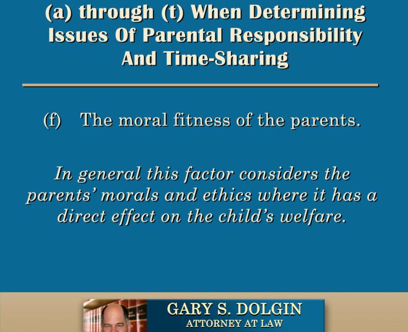 Child Custody Attorney Tampa FL