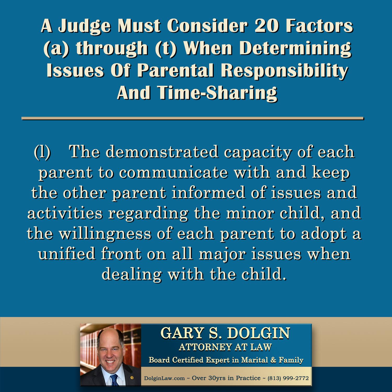 Child Custody Lawyer Tampa Gary S Dolgin