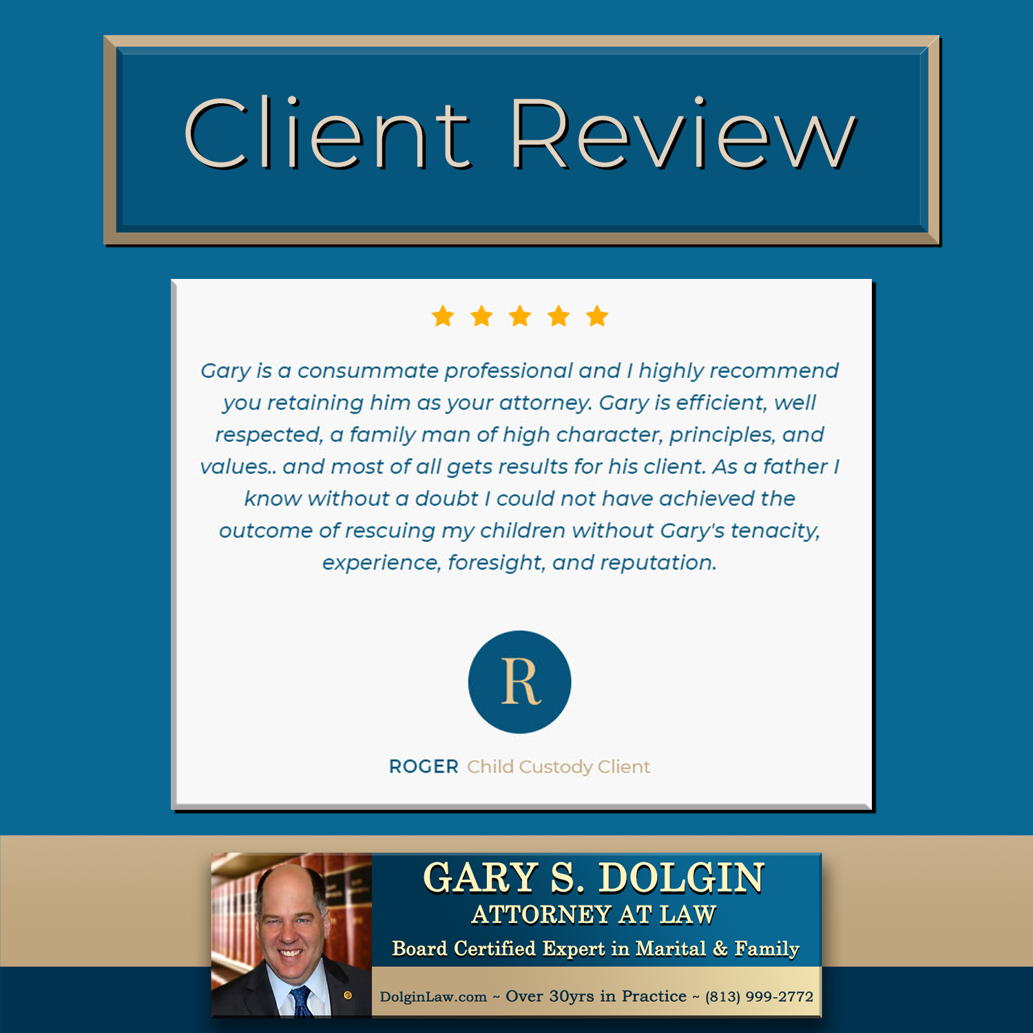 Tampa Family Attorney