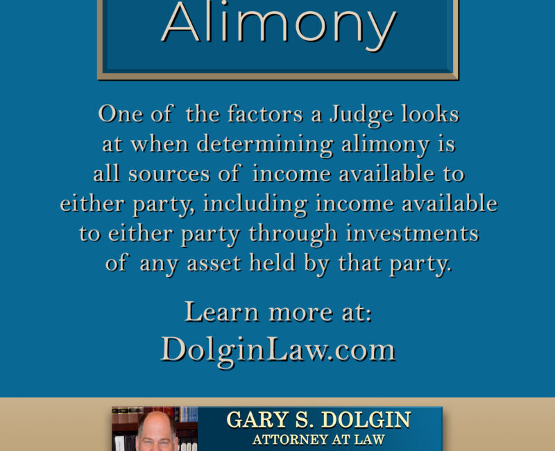 Tampa Alimony Attorney